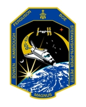 logo mise STS-126